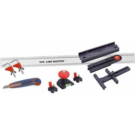 KWB LINE MASTER Kit universel - 783908