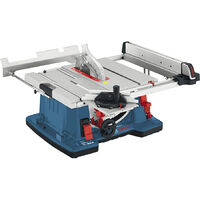 Bosch Professional Scie sur table GTS 10 XC, 2 100 W avec Support de travail GTA 6000 - 0615990EM9