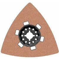 Bosch Plateaux de ponçage à concrétion carbure AVZ 90 RT10, 90mm - 2609256F04