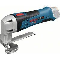 Bosch Professional Cisaille à tôle sans-fil GSC 10,8 V-LI Professional (sans batterie ni chargeur) - 0601926105