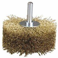 Bellota 50805-L Lot de 2 brosses manuelles pour nettoyer les bougies laiton