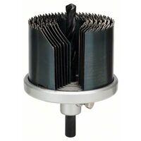 Bosch Professional Scies-cloches, set de 7 pièces 25, 32, 38, 44, 51, 57, 63 mm