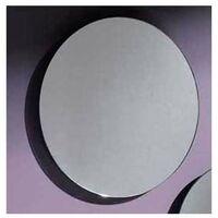 Espejo barato 2 grande varios colores a elegir 43 cm(ancho) 43 cm(altura) 3 cm(fondo) Color Plata