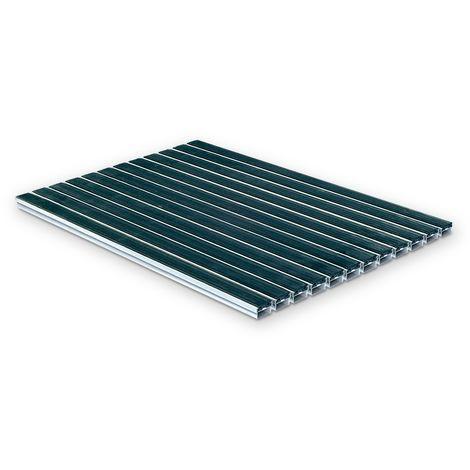 Tapis de sol en caoutchouc pour nettoyeur de pieds MEA MEARIN 750x500mm