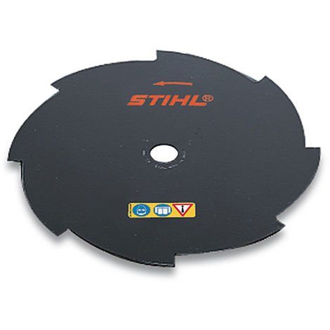 Stihl Couteau à herbe 8 dents Ø 230mm 40017133803