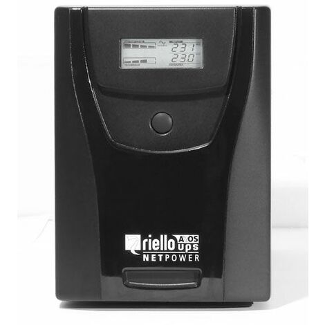 Onduleur NetPower NPW1500 RIELLO