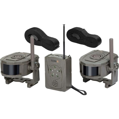 Technaxx Mini-Alarmanlage TX-104 4750 X979581