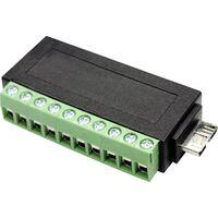 Mini-Din-Buchse Adapter Inhalt 1St. TRU Components USB A Stecker 2.0