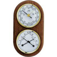 Analoge Wetterstation Sunartis THB 367 SS 2-1060 Vorhersage für=12 bis 24 Stunde