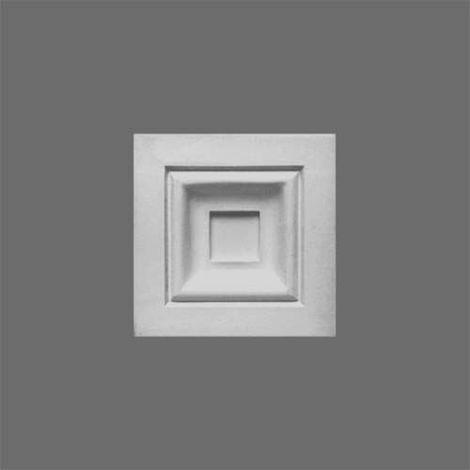 D200 Architrave / Panel Moulding Corner Block