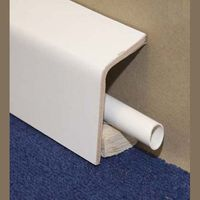 Pipe Boxing Skirting Cover 75 x 145mm