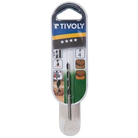TIVOLY - Foret bois - 3 pointes graduées SLR - D: 9 mm
