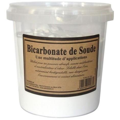 DOUSSELIN - Bicarbonate de soude - 1 Kg
