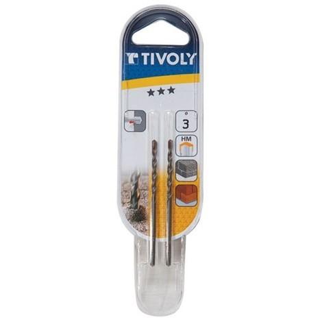 TIVOLY - Foret béton - pro - D: 14 mm