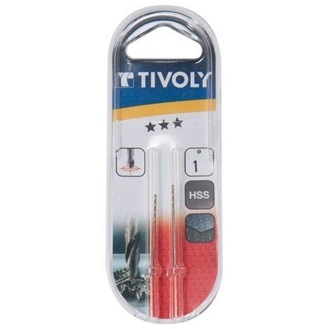 TIVOLY - Foret TX - métal - D: 1.5 mm