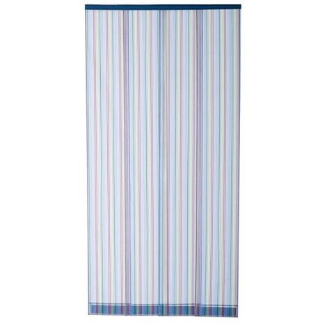 MOREL - Moustiquaire Moustirayures polyester 160x220 cm - multicolore