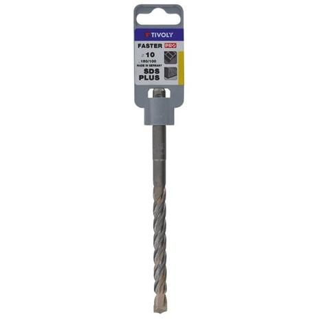 TIVOLY - Foret béton faster queue SDS - D : 7 mm L : 160 mm