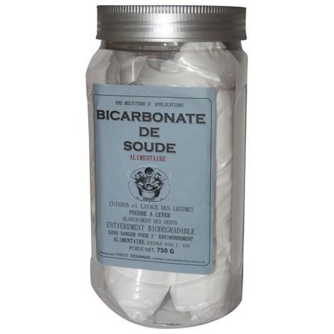 DOUSSELIN - Bicarbonate de soude alimentaire - 750g