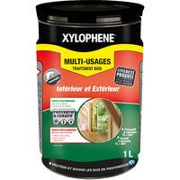 Traitement Bois Multi-Usages, Incolore 1L Xylophene - Incolore