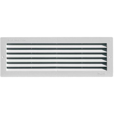 Griglia di ventilazione grigio 25 x 25 cm 250 x 250 mm zanzariera in plastica ABS