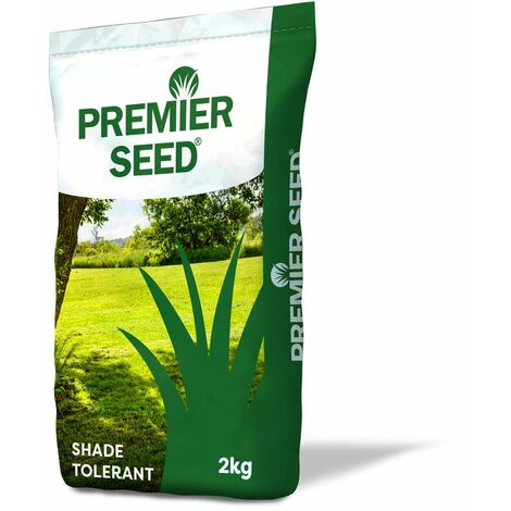 Premier Seed Shade Tolerant Grass Seed 2kg