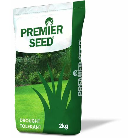 Premier Drought Tolerant Grass Seed 2kg