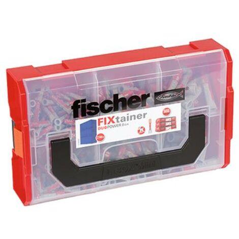 FISCHER 536161 DUO POWER FIXTAINER MULTI BOX