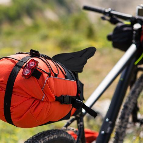 f/ür Mountainbikes weich gepolstert bequem M B Direct Fahrradsattelbezug Gel-Sattelbezug