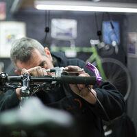 Ascenseur à vélo, jusqu'à 20 kg, pour plafond avec câble, garage et cave, porte bicyclette de plafond, noir