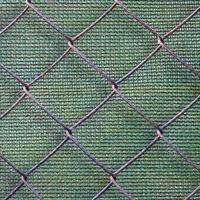 Brise-vue, Paravent pour les clôtures et rambardes, Tissu HDPE, Anti-UV, 1,5 x 20 mètres, vert
