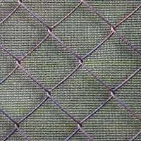 Brise-vue, paravent pour les clôtures, rambardes, anti-UV, résistant aux intempéries, 1,2 x 25 m, anthracite