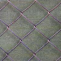 Brise-vue, paravent pour les clôtures, rambardes, anti-UV, résistant aux intempéries, 2 x 15 m, anthracite