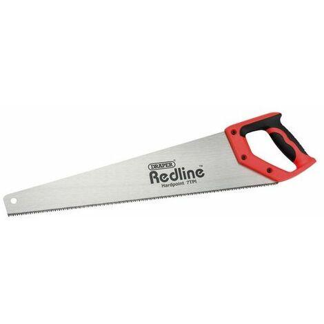 Draper Redline 80211 Soft Grip Hardpoint Handsaw (500mm)