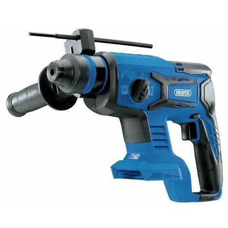 Draper 55517 D20 20V Brushless SDS+ Rotary Hammer Drill - Bare