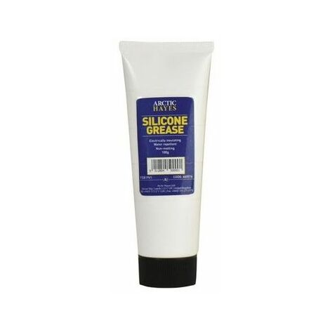 Arctic Hayes 665016 Silicone Grease 100g Tube