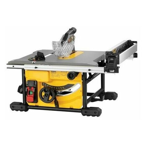 DeWalt DWE7485 Compact Table Saw 1850W 110V