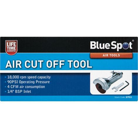 BlueSpot 07911 Air Cut Off Tool