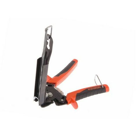 Edma 0411 Top Grafer 20/22 Hog Ring Pliers With Magazine