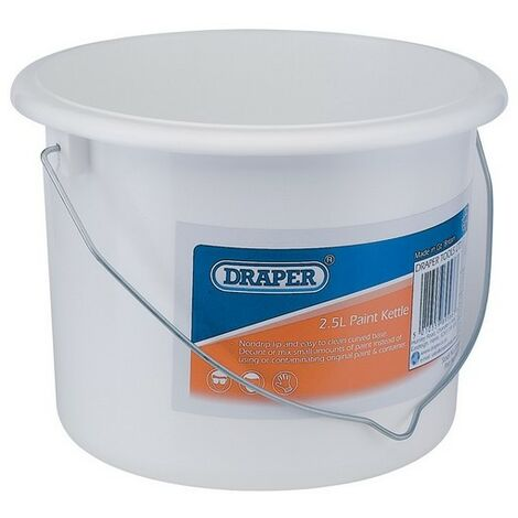 Draper 53088 2.5L Plastic Paint Kettle