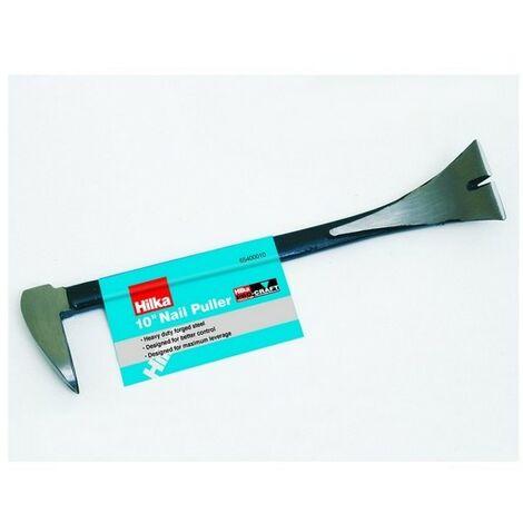 """Hilka 65400010 Nail Puller Bars 10"""" (250mm)"""