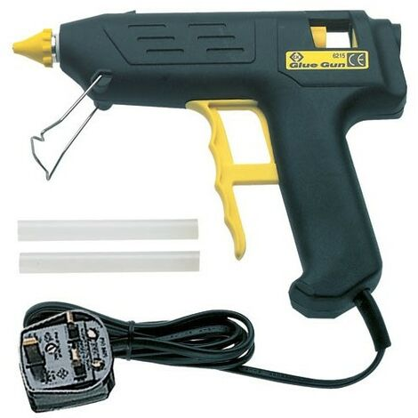 CK T6215 Hot Melt Glue Gun 80W UK Plug 240v