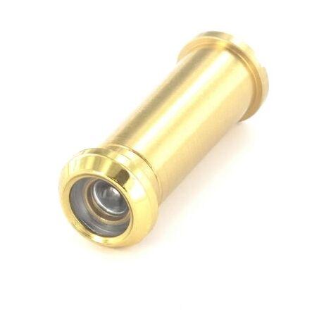 Securit S1650 Door Viewer 160 Degree Brass Pack Of 1