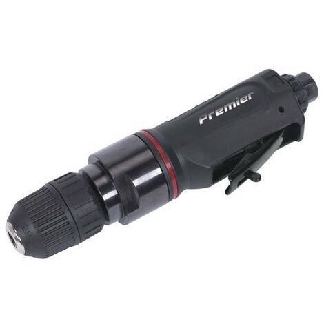 Sealey SA622 Straight Air Drill with 10mm Keyless Chuck