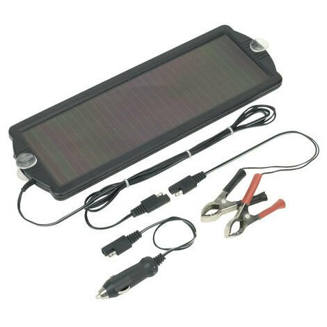 Sealey SPP01 12V/1.5W Solar Power Panel