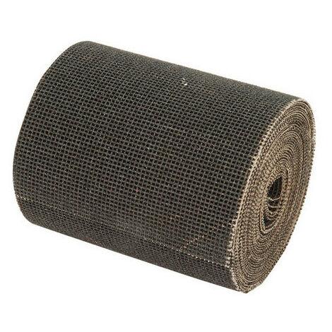 Silverline 634001 Sanding Mesh Roll 5m 60 Grit