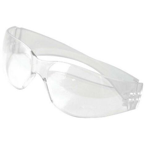 Silverline 140893 Wraparound Safety Glasses Clear
