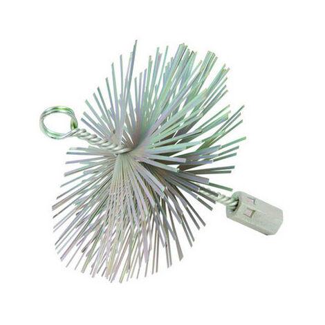 Silverline 417961 Wire Tube Brush 100mm