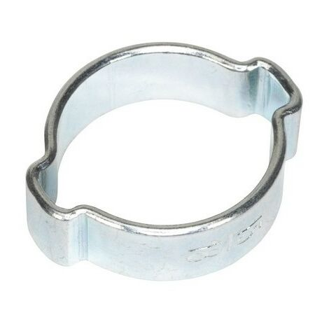 Sealey OCDE1518 O-Clip Double Ear 15-18mm Pack of 25