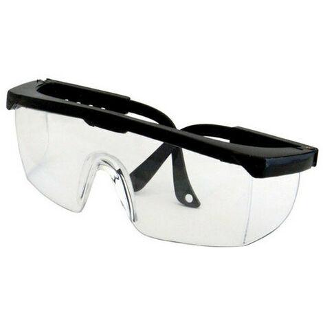 Silverline 868628 Adjustable Safety Glasses Clear