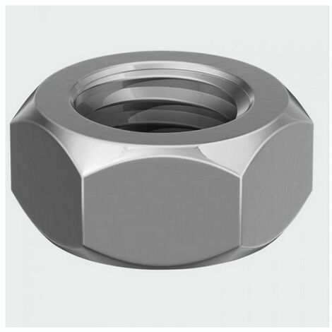 TIMco NH10SSX Hex Nut DIN 934 SS M10 Bag of 10